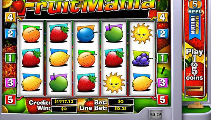 regole delle slot machine on line