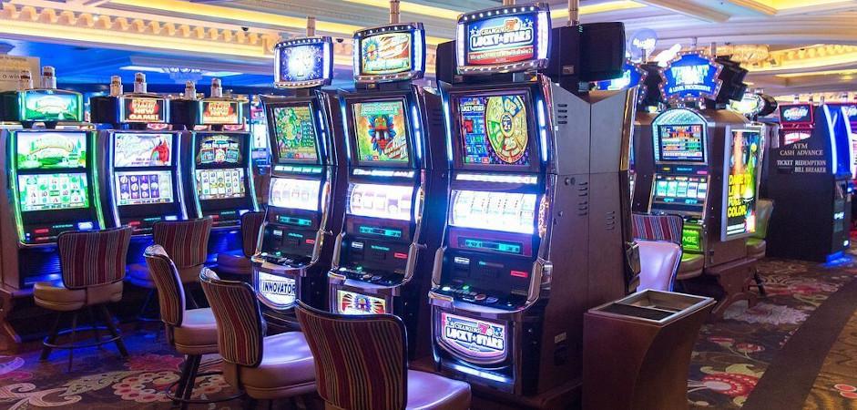 slot machine con jackpot progressivi