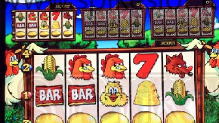 truchi slot Fowl Play Gold